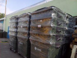 Контейнер МК1100 литров